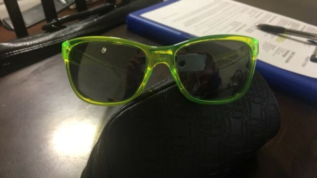 520c54f74099 Oakley Sunglasses Trillbe X Matte Uranium Emerald Iridium Oo9340-07 ...