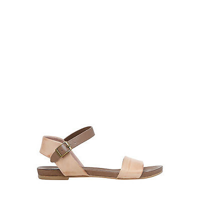 NEW Zazou Jungle Latte/Taupe Sandal Tan
