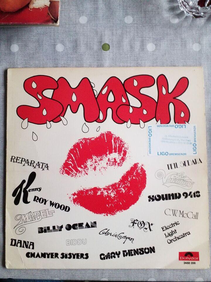 LP, SMASK