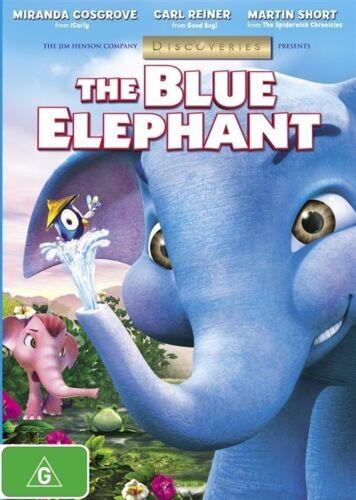 1 of 1 - The Blue Elephant (DVD, 2009) Brand New & Sealed Region 4
