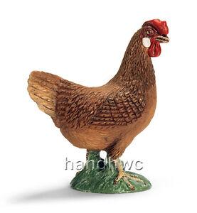 Schleich 42421 Chicken Coop Hen House Model Farm Animal Toy 2018 NIP