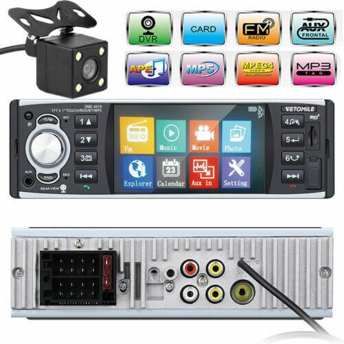 "VETOMILE Car MP5 Player 4"" RDS Car Player//autoradio//car radio+Rearview camera ES"