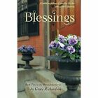 Blessings: Book Two in the Providence Series by Grace Richardson (Paperback / softback, 2013)