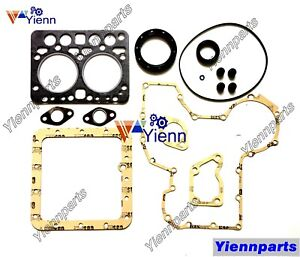 Details about Kubota ZL600 Overhaul Full Head Gasket set Kit Fit For B6000  Tractor Engine Part