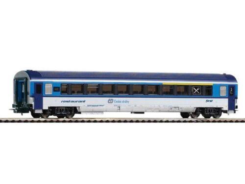 Piko 57641 schnellzugwagen railjet buffet de CD pista h0 época VI