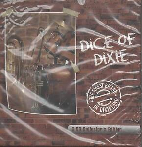 Dice-Of-Dixie-3-CD-NEU-Collector-039-s-Edition-The-Finest-Brand-in-Dixieland
