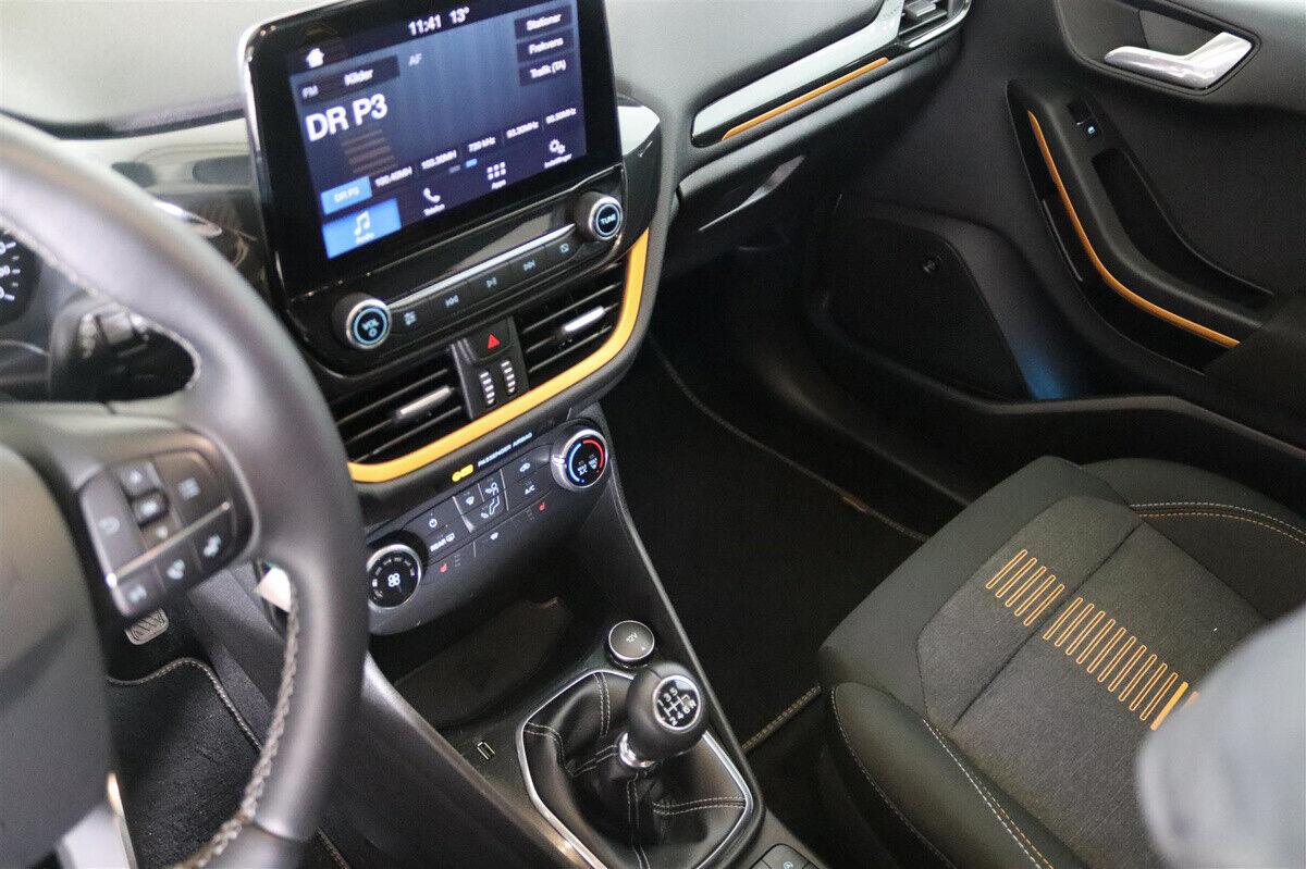 Ford Fiesta 1,0 EcoBoost Active II - billede 12