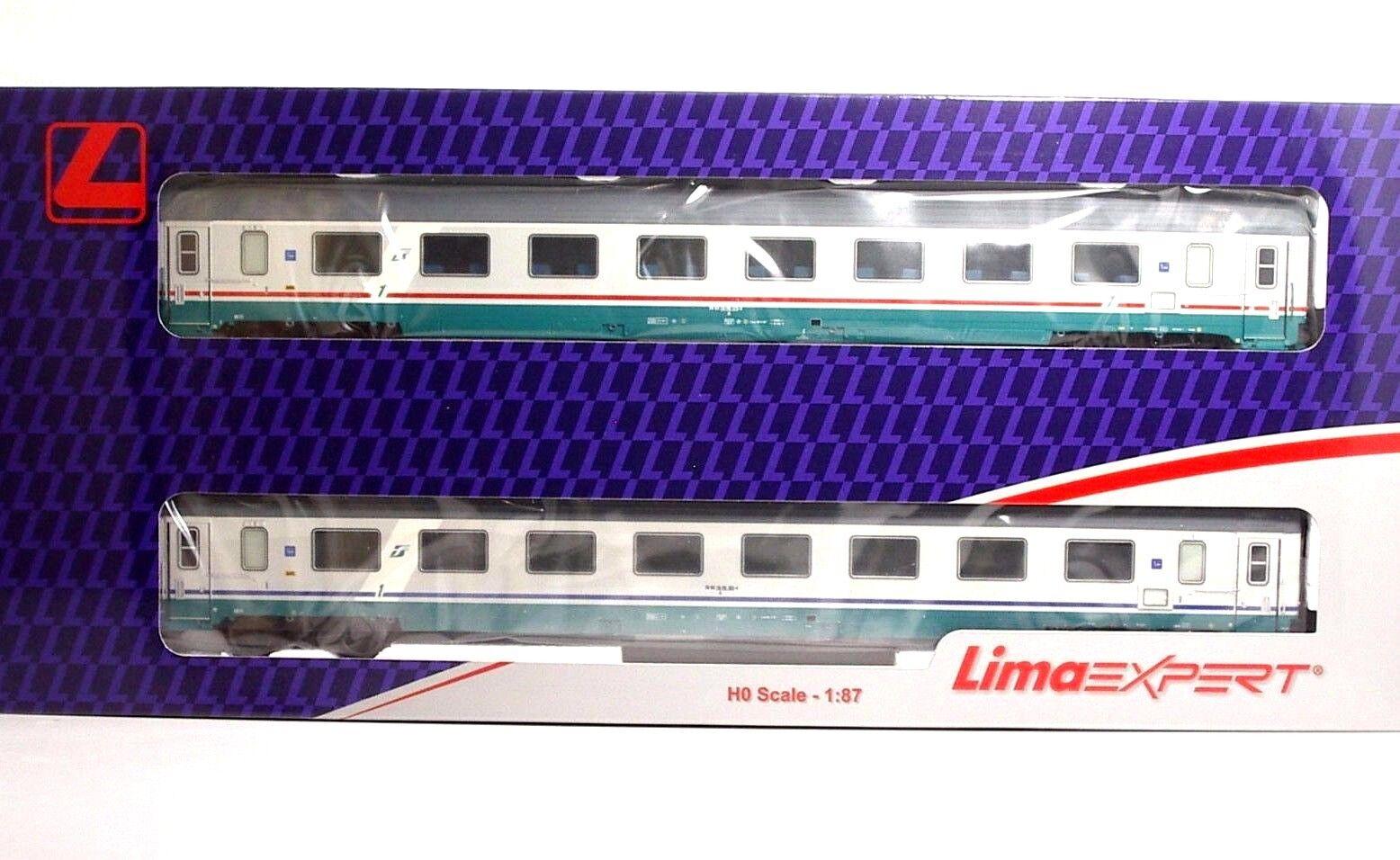 LIMA EXPERT HL5005 Set 2 carrozze Gran Confort serie '88 livrea XMPR 1 Ep.V