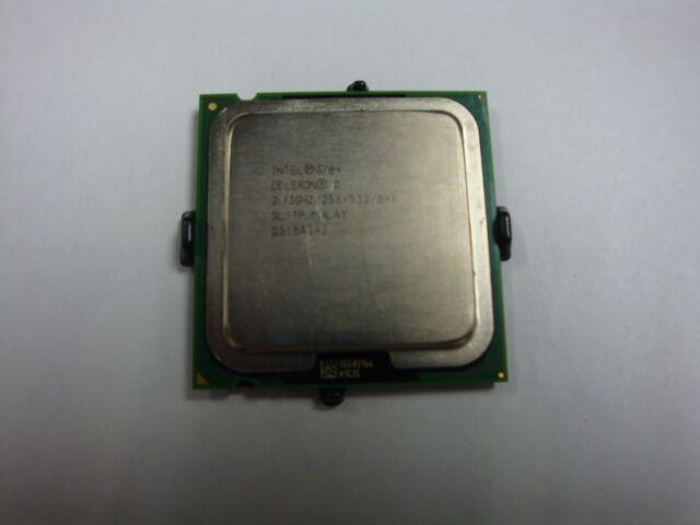 SL7TP Intel Celeron 2.93Ghz 256K 533Mhz LGA775 CPU Processor