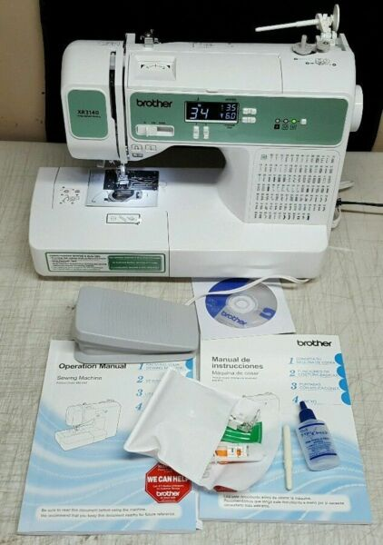 Brother Xr3140 Computerized Sewing And Quilting Machine Ebay