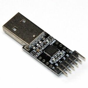 Lot-6Pin-USB-2-0-to-TTL-UART-Serial-Converter-CP2102-STC-Replace-Ft232-Module