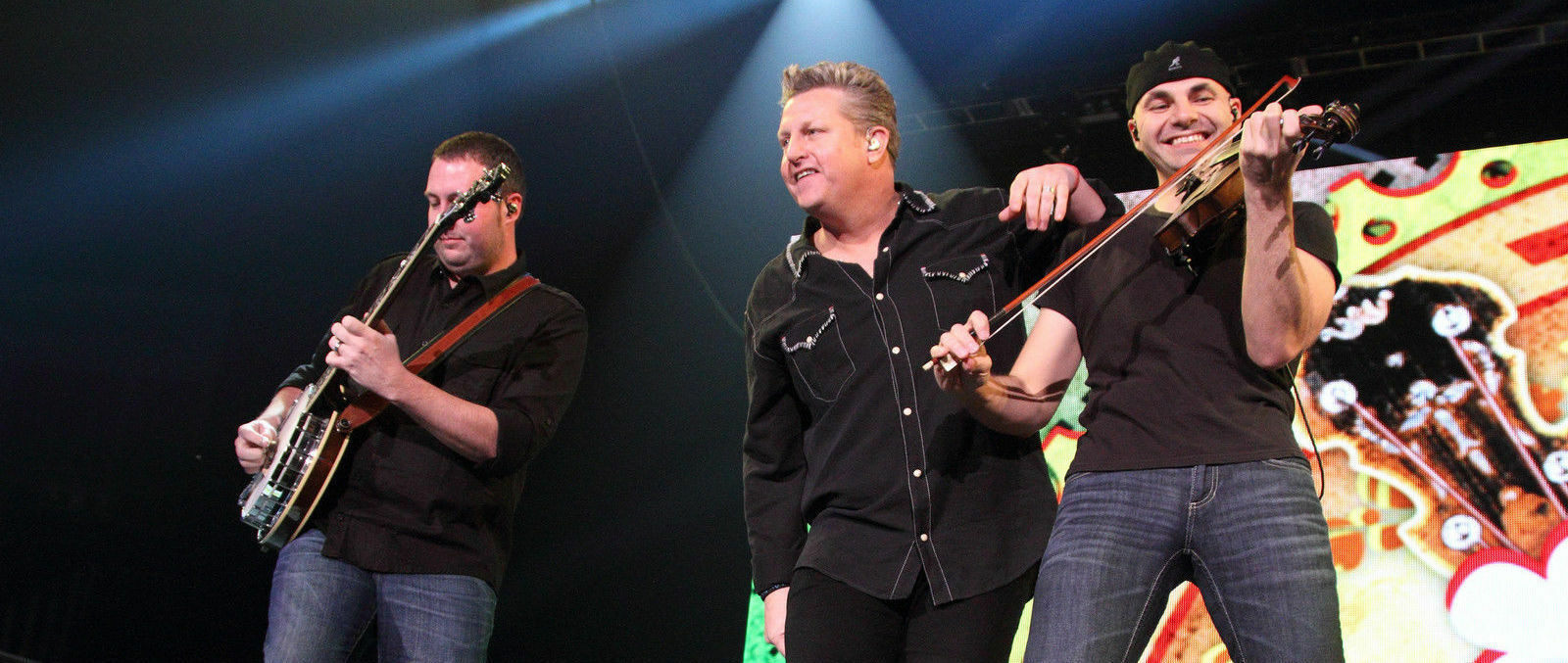 107.7 GNA Countryfest Featuring Rascal Flatts and more