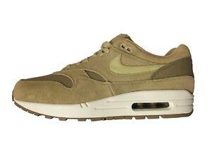Nike Air Max 1 One Premium LTR Sneaker AH9902-201 Herren Schuh Neu ...