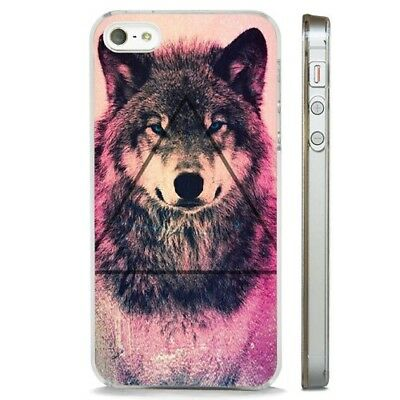 Wolf Nature Abstract iphone case