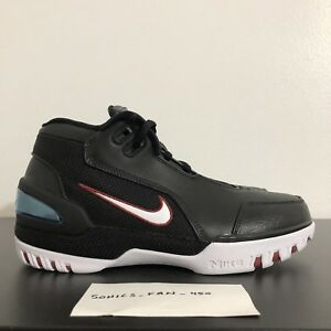 91190c9ee9a Mens Nike Air Zoom Generation QS Size 7.5 (AJ4204 001) LeBron James ...