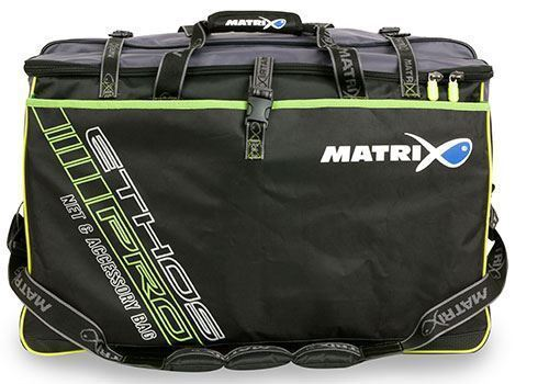FOX Matrix Ethos PRO Rete & Borsa Accessori Pesca grossa