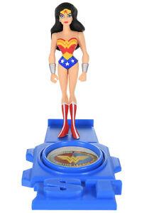 Justice-League-Unlimited-Series-1-WONDER-WOMAN-Action-Figure-JLU-DC-Mattel-2003