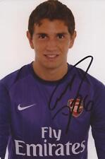 Arsenal: Emiliano MARTINEZ firmata 6x4 foto ritratto + COA