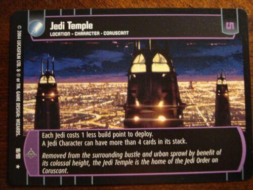 Star Wars TCG TPM Jedi Temple