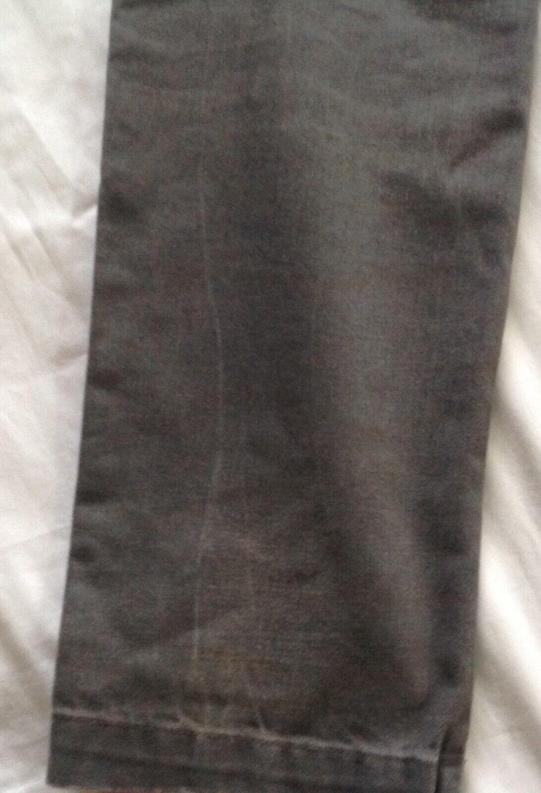 DOLCE&GABBANA Men's grau Distressed Straight Straight Straight Leg Jeans. Größe 34 d80c8e