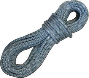Edelrid-Kletterseil-Karlstein-9-8-mm-Einfachseil-blau-Neu