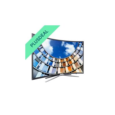 Samsung Curved TV UE49M6399 123cm/49 Zoll Full HD Fernseher DVB-T2/S2 Quad WOW!