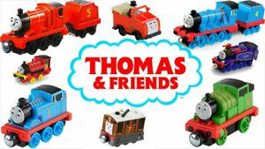 $9.99 Thomas & Friends - Take Along - RARE VHTF Die-Cast Magnetic Train Lot