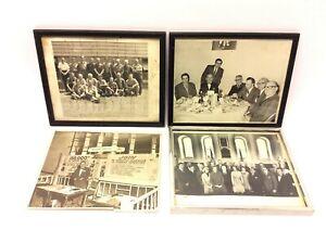 Vintage-CT-Association-of-Plumbing-Contractors-1950s-Black-amp-White-Photographs