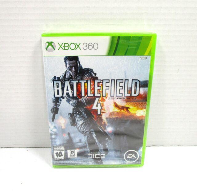 BATTLEFIELD 4 For Microsoft XBox 360 Game