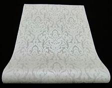 Design Vliestapete X-WAVE weiß und lila mit Glanzeffekt 1829-37-28