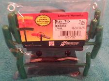 TTHX8 Bondhus T Handle Torx Key Set 8 piece Star With Stand 33034