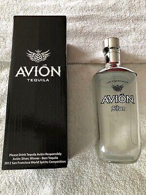 Brand New Avión Tequila Ultra Premium Plastic /& Stainless Steel Cocktail Shaker