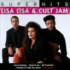 Super Hits by Lisa Lisa & Cult Jam (CD, Aug-1997, Sony Music Distribution (USA))