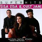 Super Hits by Lisa Lisa & Cult Jam (CD, Aug-1997, Sony Music Distribution (USA))