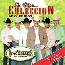 La Mejor Coleccion de Corridos by Los Tucanes de Tijuana (CD, May-2007, 2...