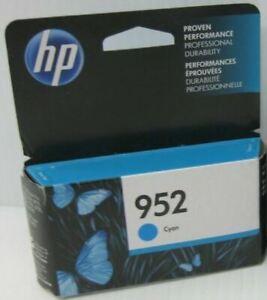 HP #952 L0S49A Cyan Ink Cartridge Genuine New 8710 8210 8720