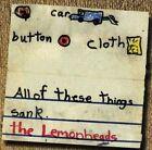 Car Button Cloth by The Lemonheads (Group) (CD, Sep-1996, Atlantic (Label))