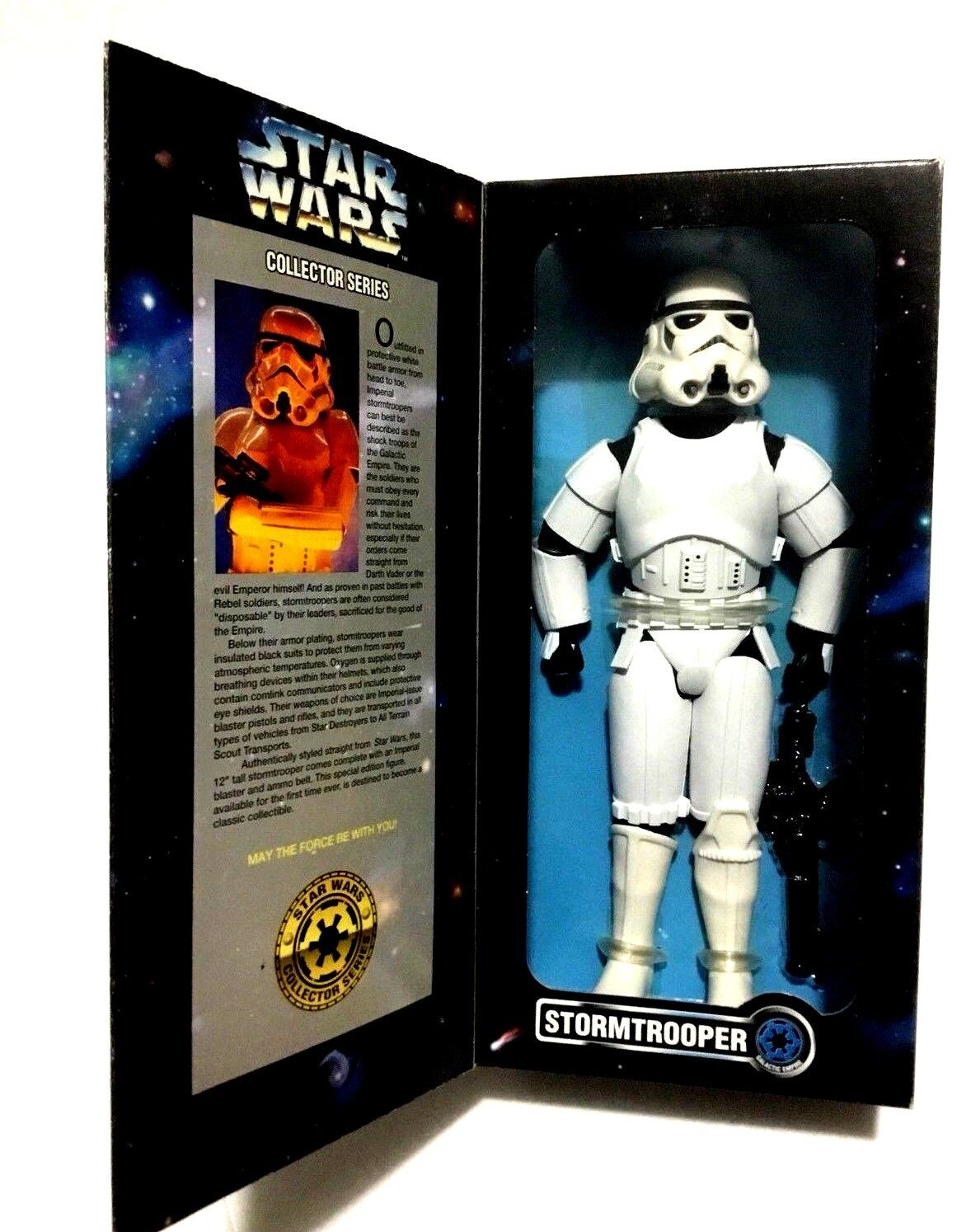 Star wars - serie stormtrooper 12 action - figur   27689