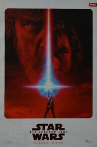 STAR-WARS-A3-Poster-ca-42-x-28-cm-Plakat-Die-letzten-Jedi-Clippings-NEU