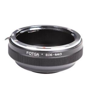 Adaptador-Canon-EOS-EF-objetivo-a-Micro-4-3-M43-Soporte-para-EP-1-GF1-G1-GH1-EP1