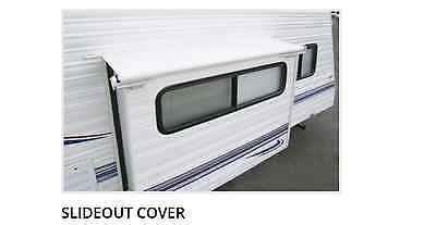 Slideout Awning Fabric Only RecPro RV Slide Out Awning White RV Slide Topper Black or White Version 46 x 160