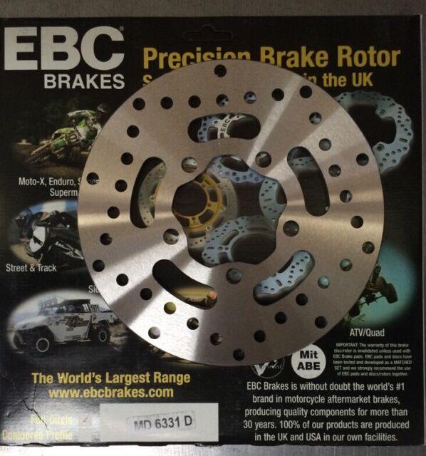EBC Brakes MD6330D Brake Rotor