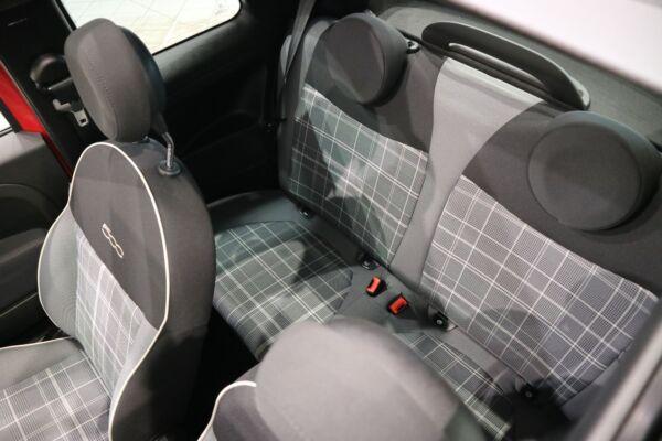 Fiat 500C 1,2 Lounge billede 11