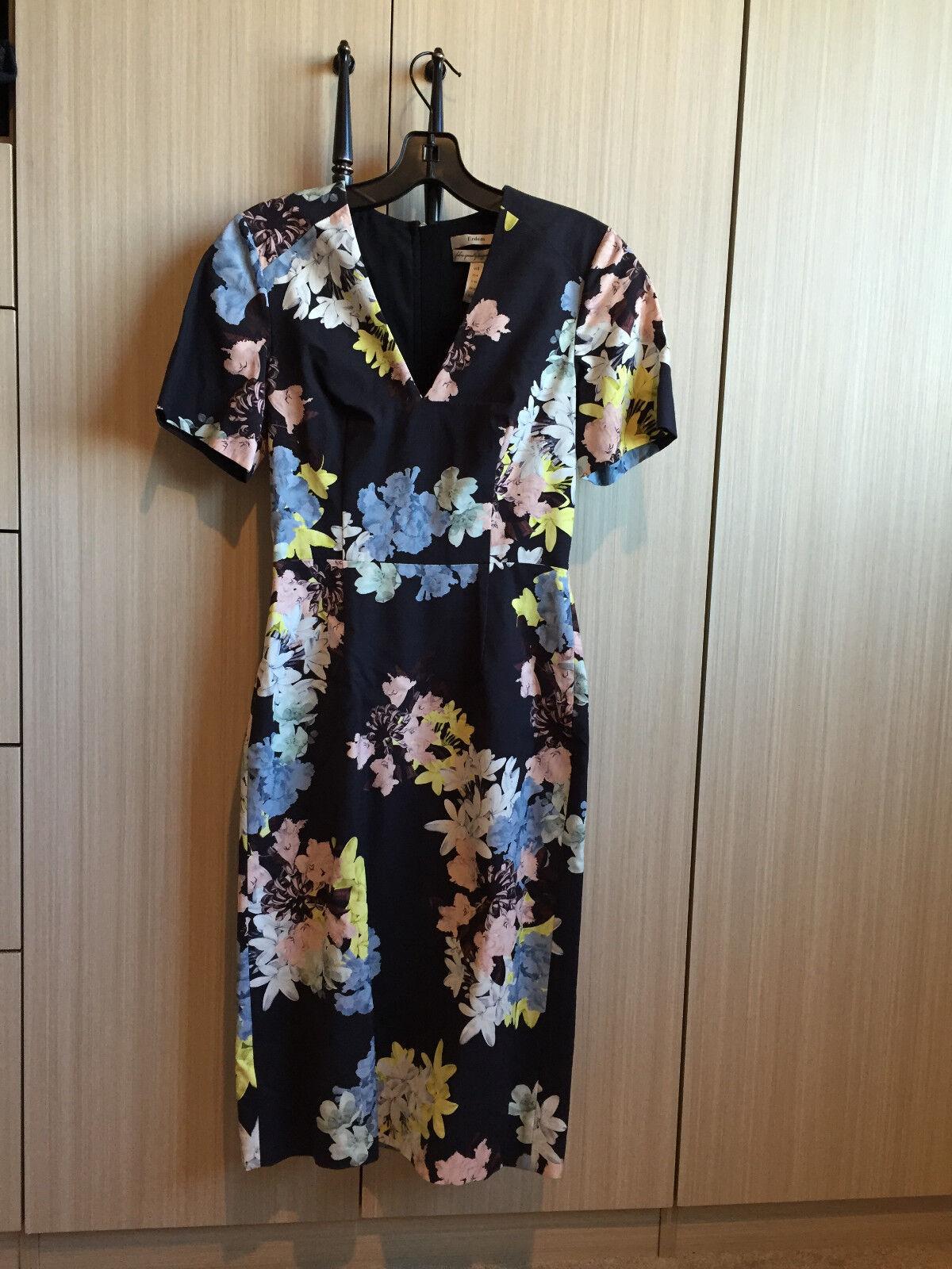 NWT Beautiful Erdem dress    1295.00 a8f538
