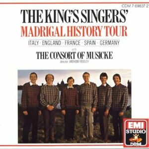 King-039-s-Singers-Madrigal-History-Tour-CD-1989591