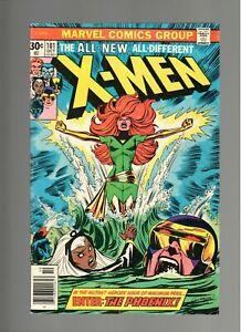 Uncanny-X-Men-101-VG-3-5-1st-Appearance-of-Phoenix