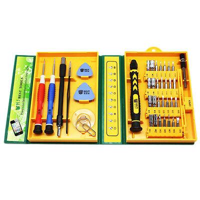 38pcs T2 T8 T5 Cell Phone PC Repair Kit Precision Tool Set Magnetic Screwdrivers