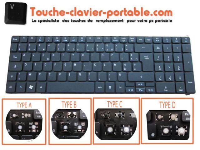 Une Touche de Clavier ACER Travelmate 5735