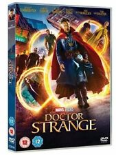 Doctor (Dr) Strange Marvel 2016 - Benedict Cumberbatch *DVD *NEW & SEALED* FAST