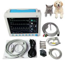 Ceampfda Cms8000 Vet Veterinary Patient Monitorecgnibpspo2resptemppr Newest
